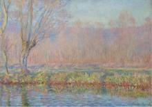Ива, 1885 - Моне, Клод