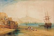 Мальчики, ловящие крабов близ Скарборо - Тернер, Джозеф Мэллорд Уильям