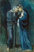Две сестры (Свидание) - Пикассо, Пабло