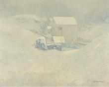 Снег, 1889-1902 - Твочтман, Джон Генри