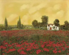 Маковое поле - Борелли, Гвидо (20 век)