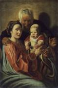 Святое Семейство - Йорданс, Якоб