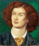 Английский поэт Алджернон Чарлз Суинберн - Россетти, Данте Габриэль