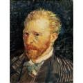 Автопортрет, 1887 - Гог, Винсент ван