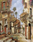 Пальмы на крышах - Борелли, Гвидо (20 век)