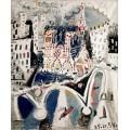 Собор Парижской Богоматери - Пикассо, Пабло