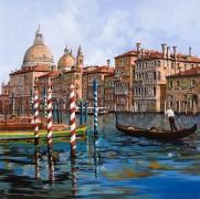 Большой канал в Венеции - Борелли, Гвидо (20 век)