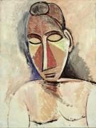 Бюст женщины - Пикассо, Пабло