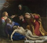 Оплакивание Христа - Карраччи, Аннибале