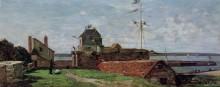 Башня Франциска I в Гавре - Буден, Эжен