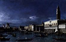 Венеция въезд на Гранд-канал - Мастер Лион