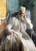 Портрет королевы Софии - Цорн, Андерс