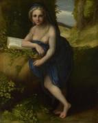 Магдалина - Корреджо, Антонио да
