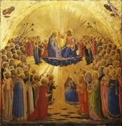 Коронование Девы Марии - Анджелико, Фра