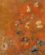 Воплощение бабочек - Редон, Одилон
