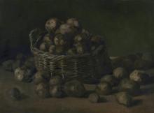 Корзина картофеля (Basket of Potatoes), 1885 - Гог, Винсент ван