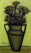 Цветы в вазе - Бюффе, Бернар