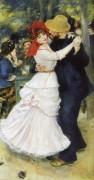 Танец в Буживале - Ренуар, Пьер Огюст