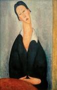 Портрет полячки - Модильяни, Амадео