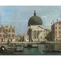 Венеция . Последователь Каналетто