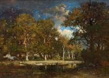Лесная поляна - Руссо, Теодор