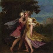 Юпитер соблазняет Каллисто - Скьявоне, Андреа