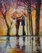 Свидание под дождем - Афремов, Леонид (20 век)