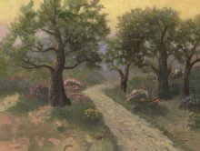 Гефсиманский сад - Кинкейд, Томас