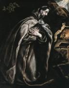 Молитва святого Франциска - Греко, Эль