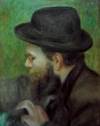 Портрет месье Бернара - Ренуар, Пьер Огюст