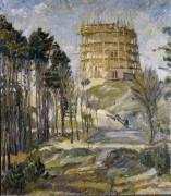 Водонапорная башня в Хермсдорфе - Бекман, Макс