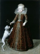 Ульрик, принц Дании (1611-1633), сын Кристиана IV - Дурт, Якоб ван