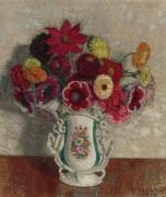 Ваза с цветами, 1930 - Смет, Леон де