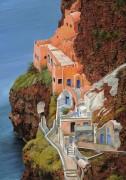 Греция. Море - Борелли, Гвидо (20 век)