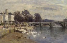 Мост Ричмонда -  Сиго, Эдвард