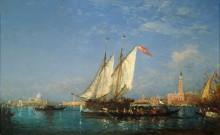 Большой канал, Венеция -  Зим, Феликс