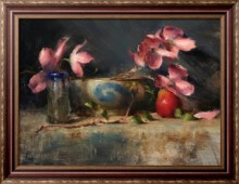 Цветы кизила - Ридель, Давид