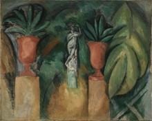 Статуя и две вазы - Дюфи, Рауль