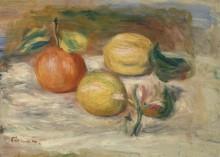 Лимоны и апельсины - Ренуар, Пьер Огюст