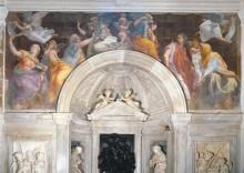 Сивиллы. Капелла Киджи, Санта Мария делла Паче, Рим - Рафаэль, Санти