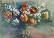 Букет полевых цветов - Дюфи, Жан