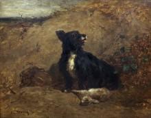 Собака и кролик - Труайон, Констан