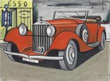 Испано-Сюиза 1932 - Бюффе, Бернар