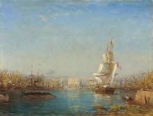 Вход в Марсельский порт -  Зим, Феликс