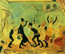Плохие доктора, 1892 - Энсор, Джеймс