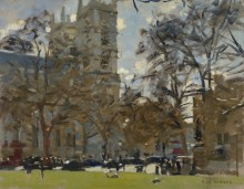 Ken Howard - Westminster Abbey, March '07 - 41288-4426 - Говард, Кен