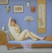Голубая любовь - Калашоне, Колетта (20 век)