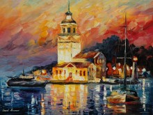 Романтичная гавань - Афремов, Леонид (20 век)