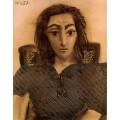 Жаклин, 1957 - Пикассо, Пабло