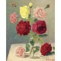 Букет роз, 1902-05 - Ложе,  Ашиль